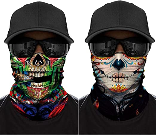 Cooling Face Scarf Neck Gaiter Balaclava Neckerchief Bandana Headband Outdoor