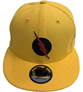 Reverse Flash 9Fifty Adjustable Hat Yellow