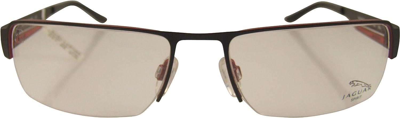 JAGUAR Herren Brille Modell 33538B in Grau 668 oder Schwarz