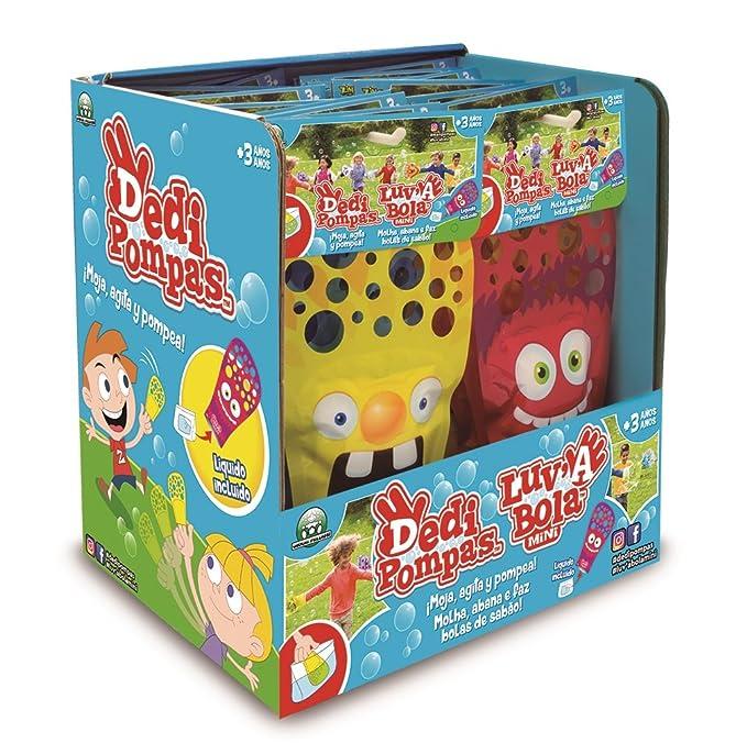 Giochi Preziosi GLV04000 - Pompas Guantes Dispensador de Jabon, surtido: colores aleatorios: Amazon.es: Juguetes y juegos