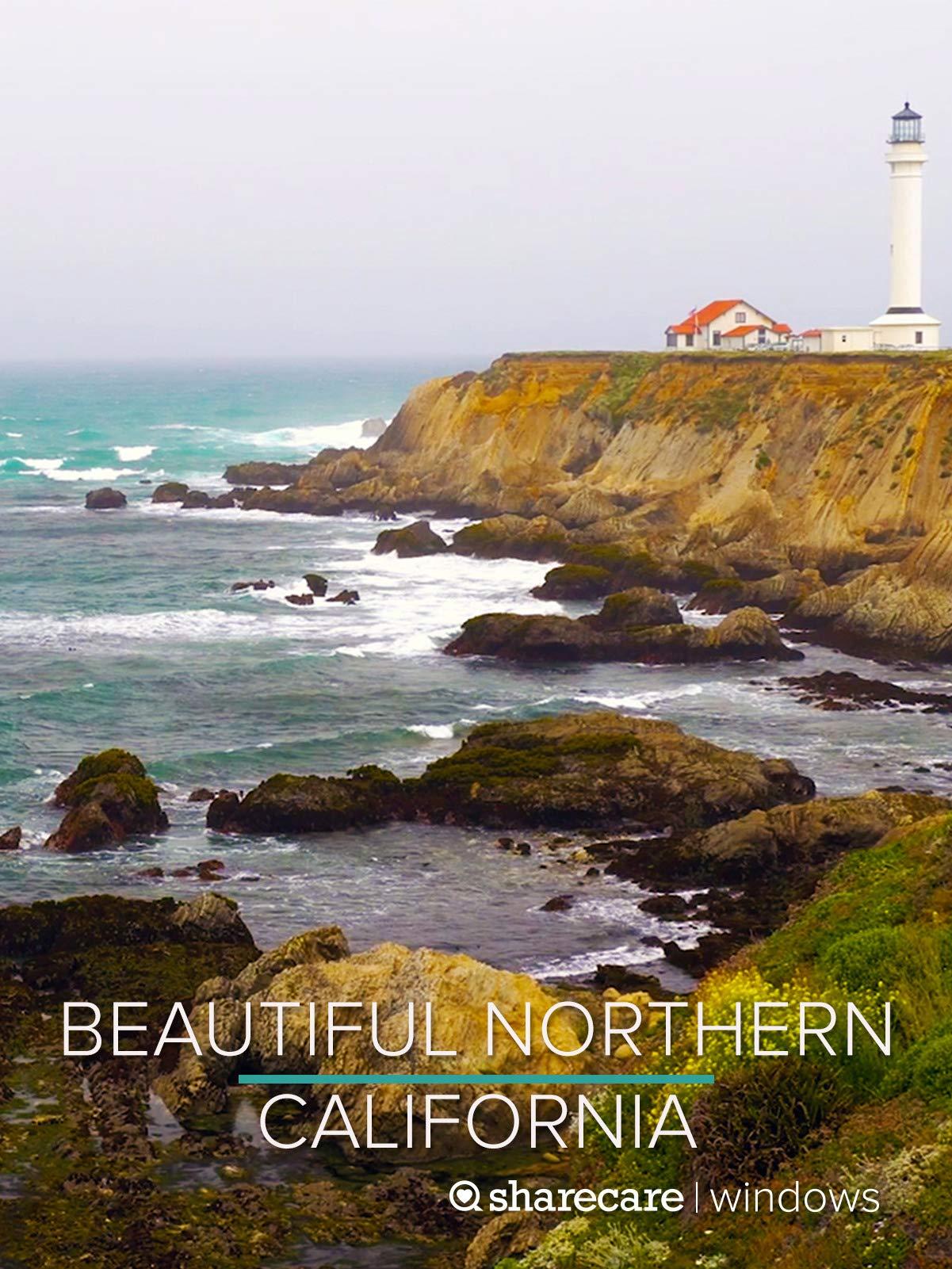 Beautiful Northern California with music