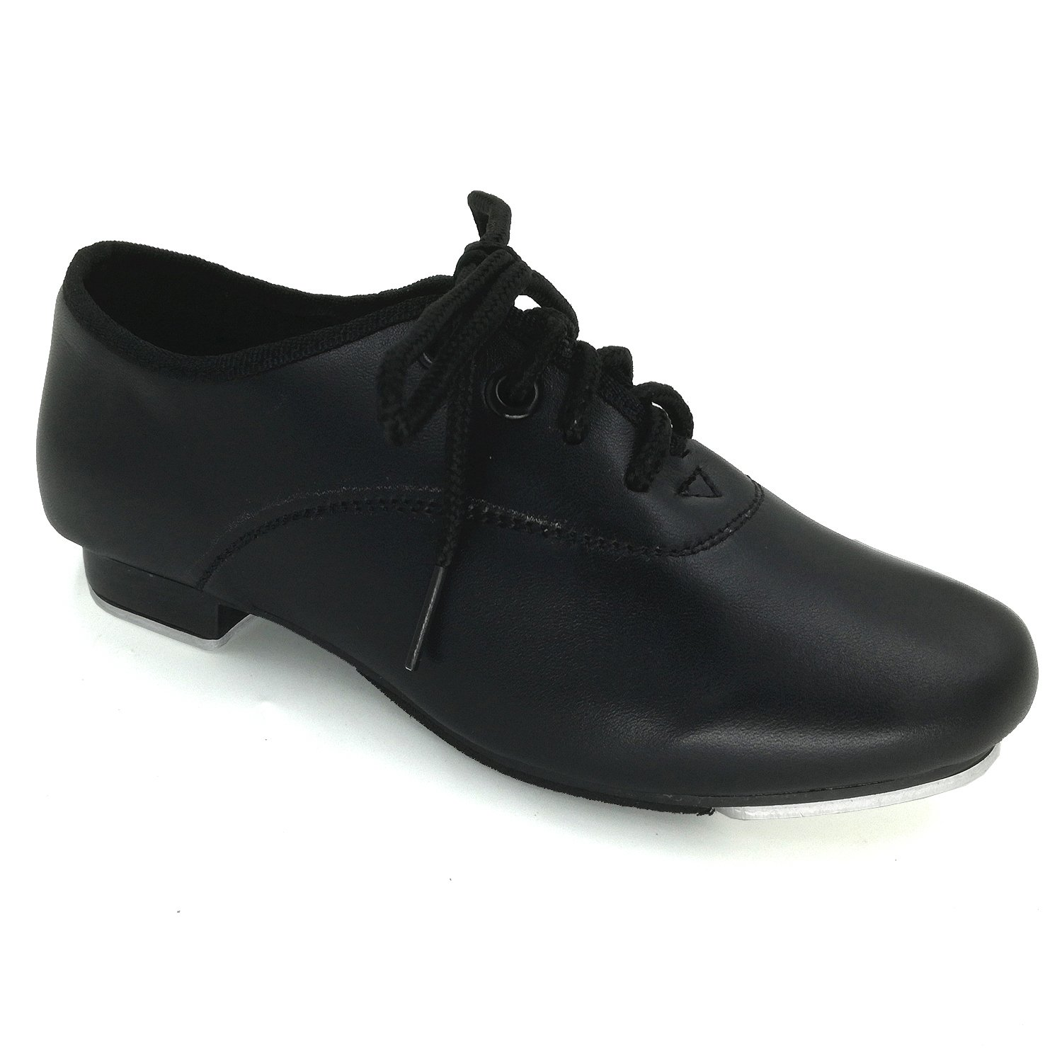 Pierides Little Kids Boys Tap Shoes with 1.2 Heel