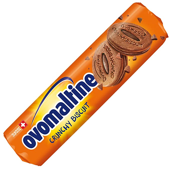 Ovomaltine Crunchy Biscuit 1 Pack (1x250g)