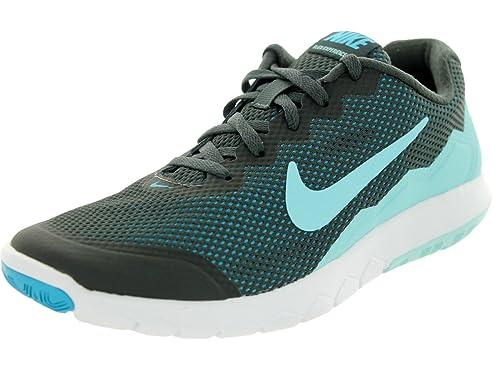 a0d566da4156 Nike Women s Flex Experience Rn 4 Wolf Grey Dark Grey Ht Lv Wht Running Shoe  7 Women US  Amazon.ca  Shoes   Handbags
