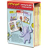 AlphaTales Box Set: A Set of 26 Irresistible Animal Storybooks That Build Phonemic Awareness & Teach Each letter of the Alpha