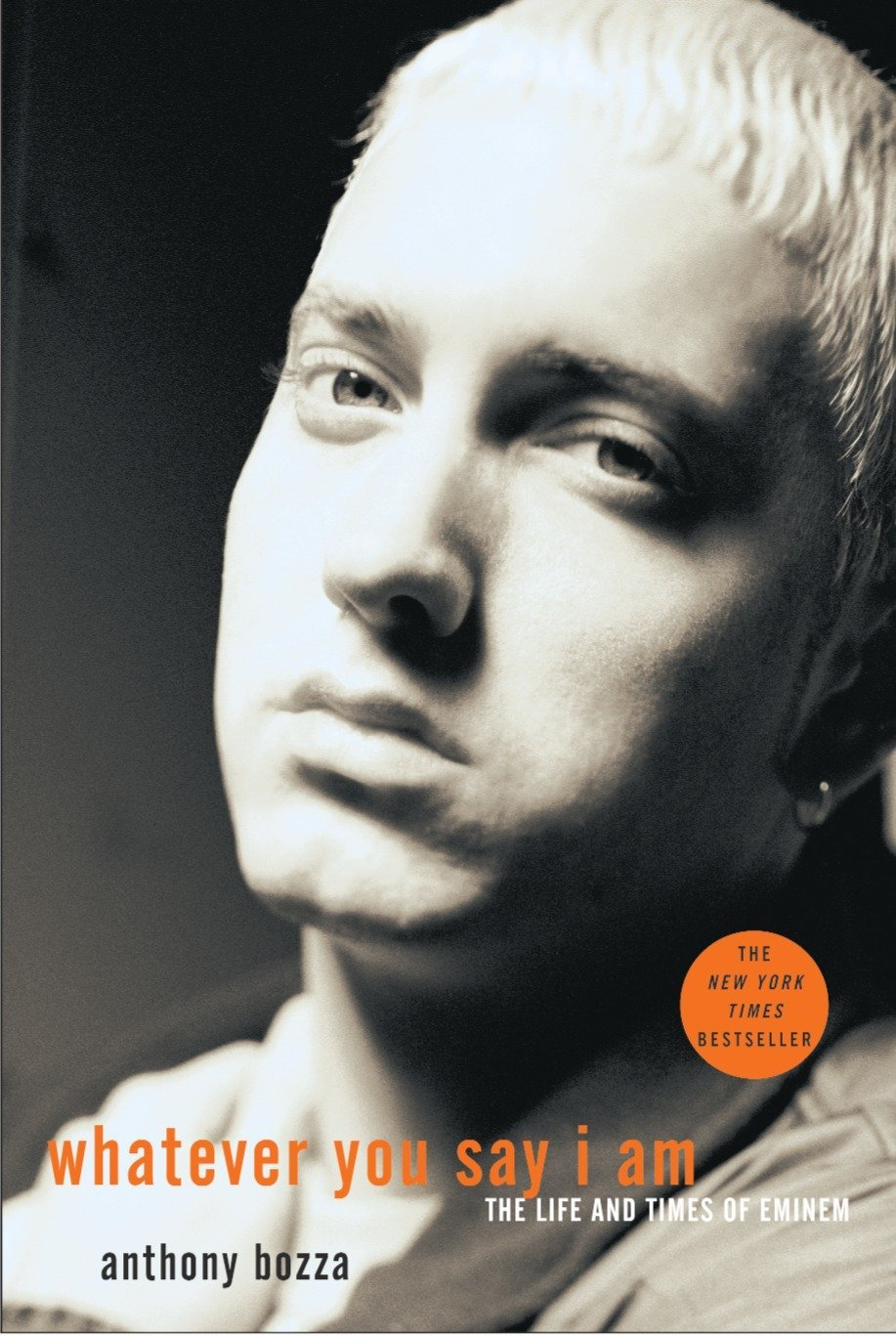 Eminem to publish memoirs Eminem to publish memoirs new picture