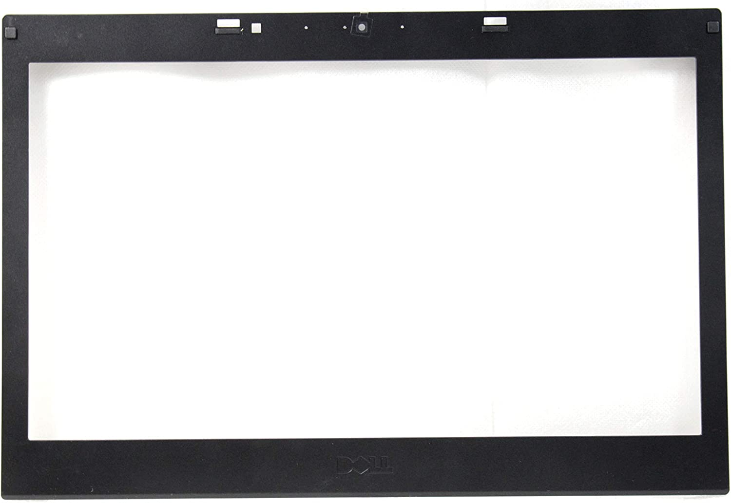 "WN73T - New - Dell Precision M4500 15.6"" LCD Front Trim Cover Bezel Plastic - WITH Camera Port - WN73T"