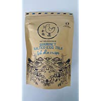 Golden Duck Gourmet Salted Egg Yolk Fish Skin Crisps