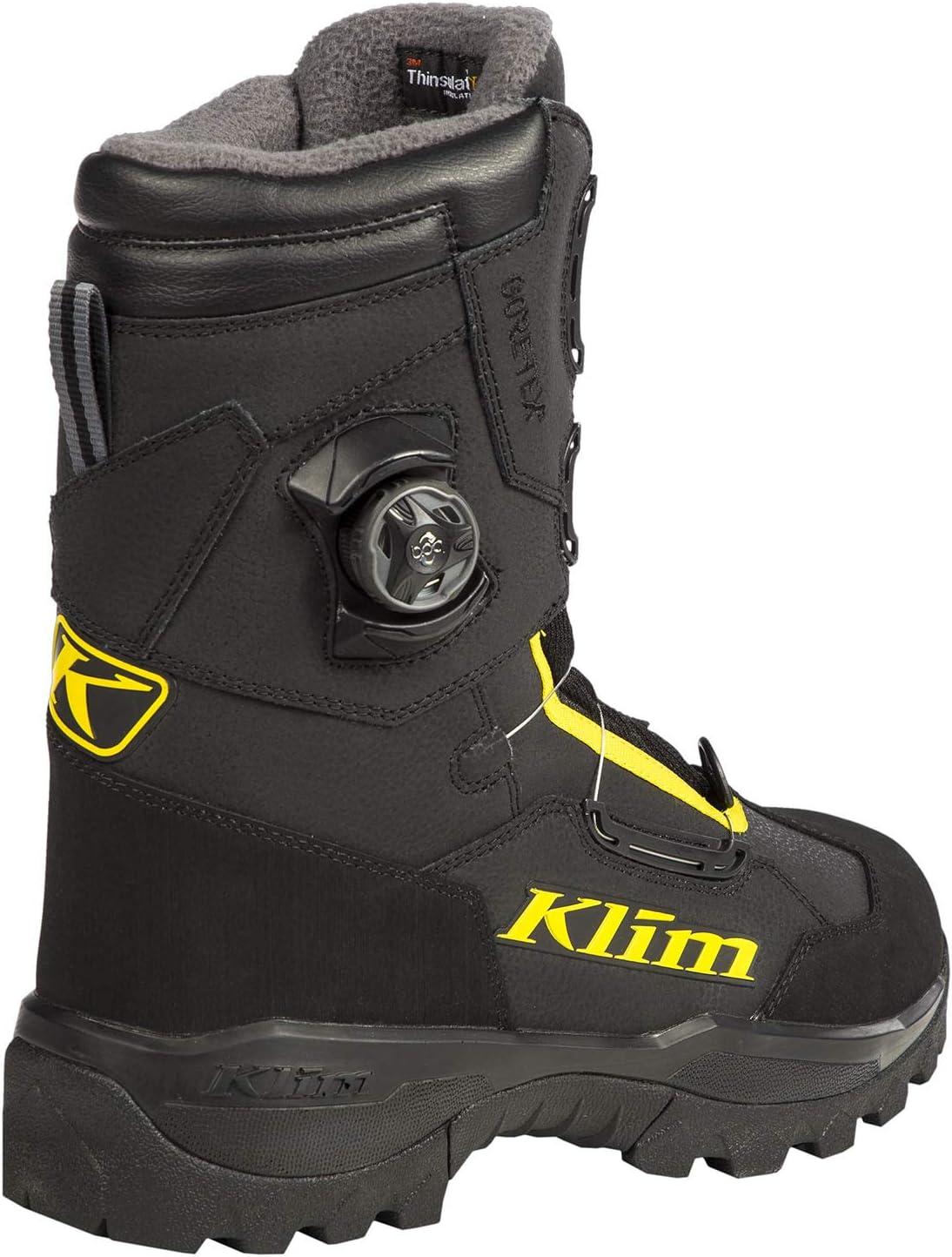 KLIM Adrenaline Pro GTX BOA Boot 14 Black