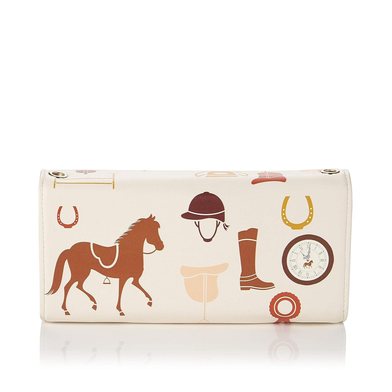 Shagwear Bolsos de Mujer Carteras de mano y clutches hombro Mujer Bolso: (caballo/Bridal horses): Amazon.es: Zapatos y complementos