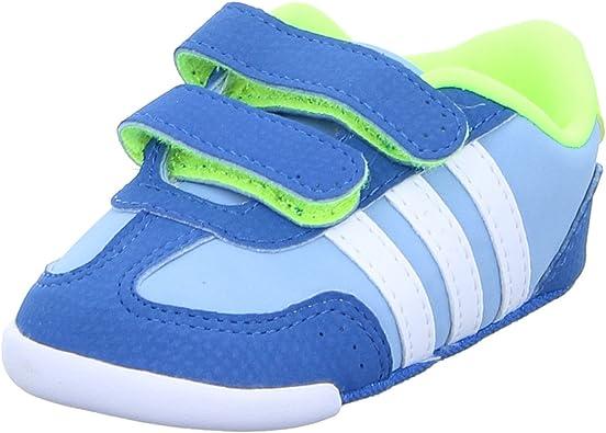 adidas Dino Crib, Zapatillas Bajas Mixta bebé, Azul, 21: Amazon.es ...