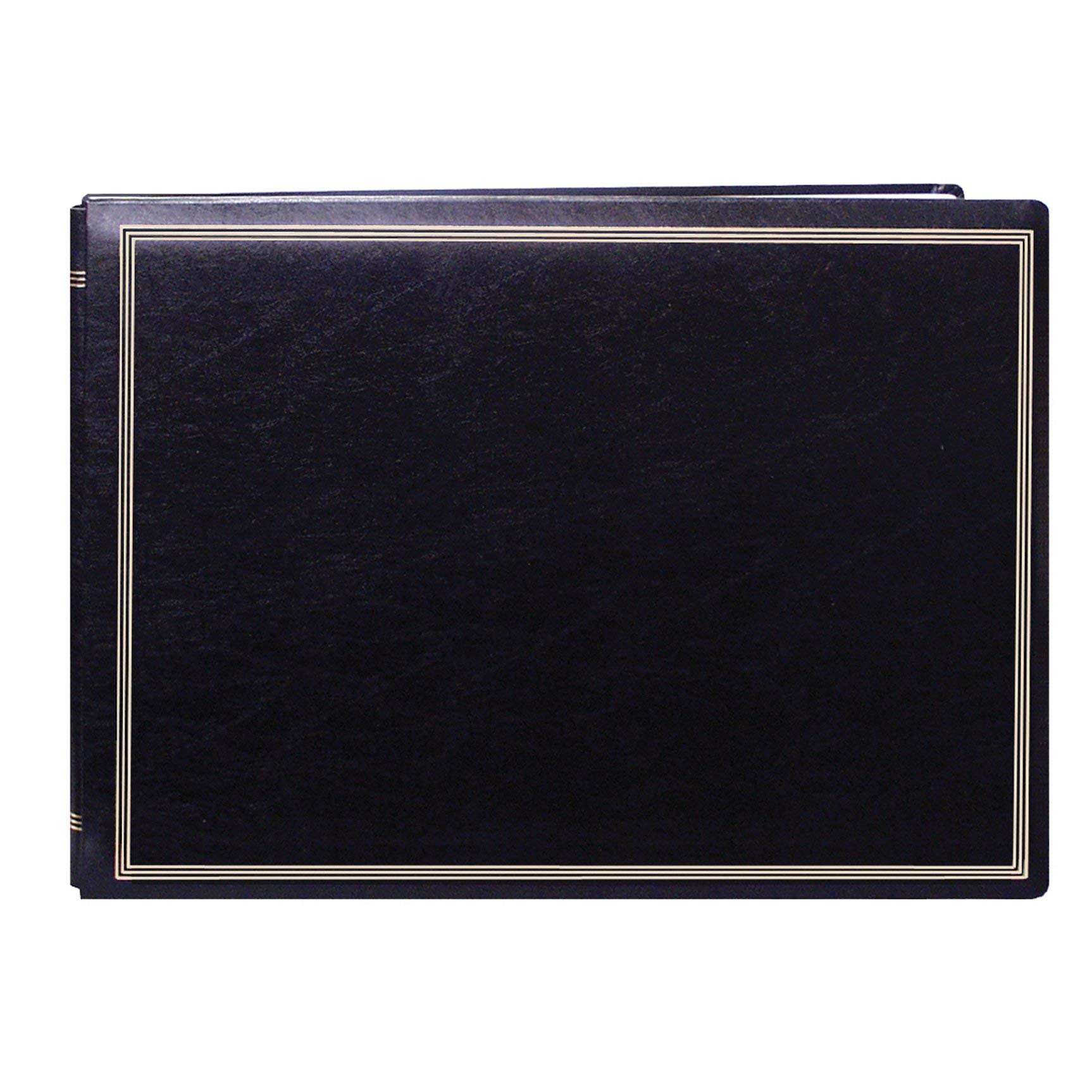 Pioneer Photo Albums Pioneer Leatherette X-Pando Magnetic Album with 2 Bonus Refill Packs by Pioneer Photo Albums (Image #2)