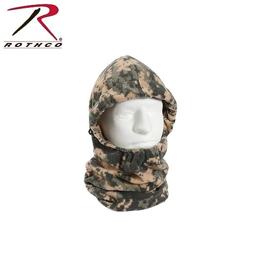 66750eab4998c Amazon.com  Rothco Polar Fleece Adjustable Balaclava
