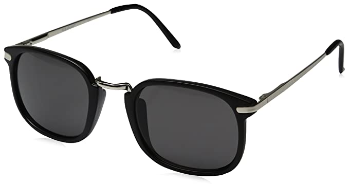 6e57db4111d9 Amazon.com  A.J. Morgan Mister Rectangular Sunglasses