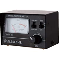 Albrecht Reflector SWR 30 / Power-Meter Código 4412
