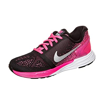 Nike Girls  Grade School Lunarglide 7 Running Shoes 75bf8cccda86