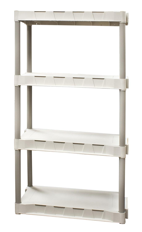 Superbe Amazon.com: Plano Molding 9314 02 4 Shelf Interlocking Utility Shelving:  Home Improvement