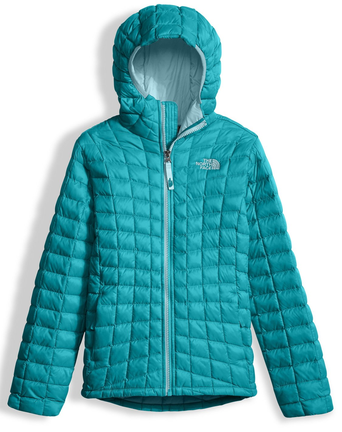 THE NORTH FACE Girls' Thermoball Hoodie NOS67|#The North Face