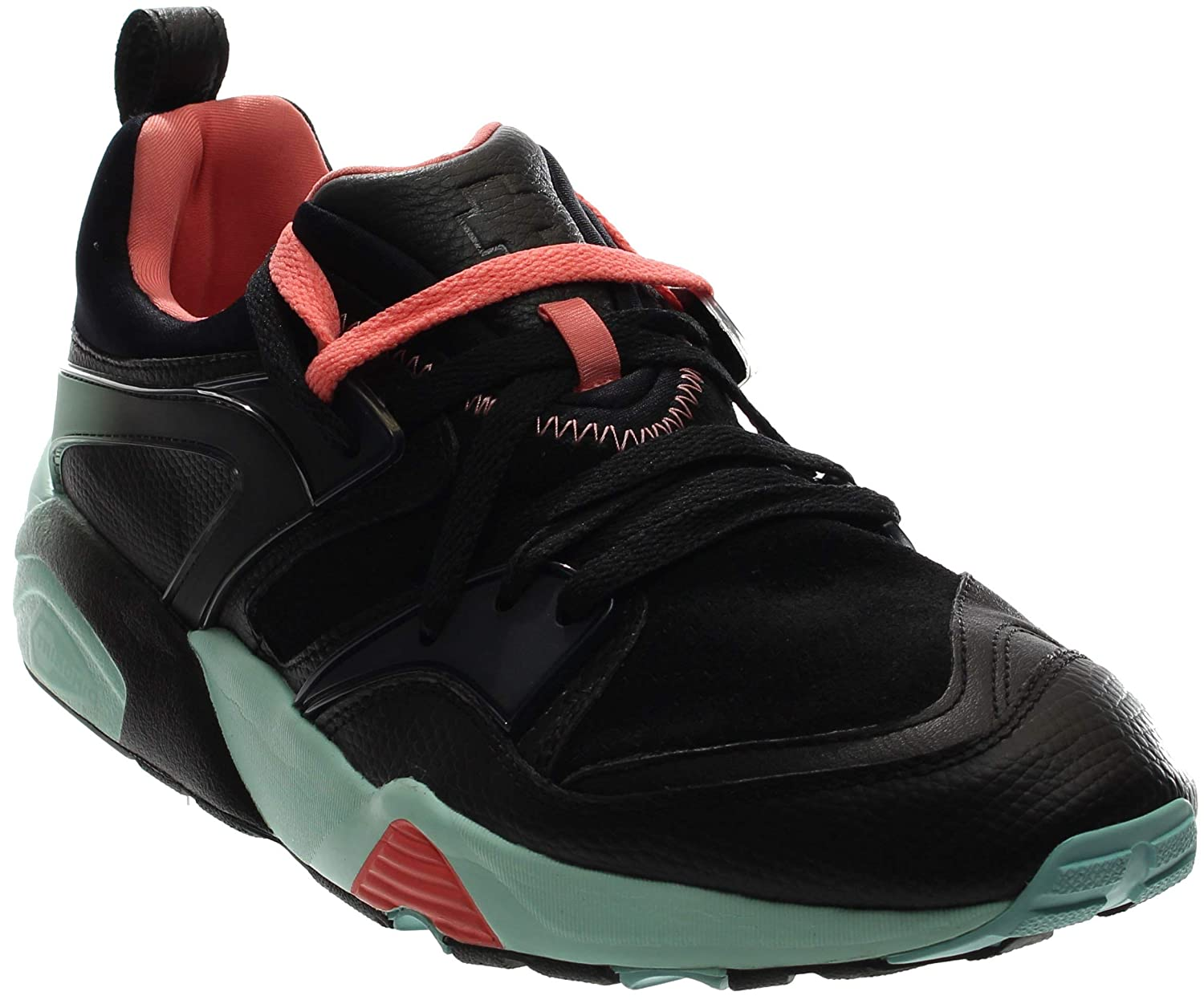 46cc77cc91cde PUMA Mens Blaze of Glory Pink Dolphin Athletic & Sneakers