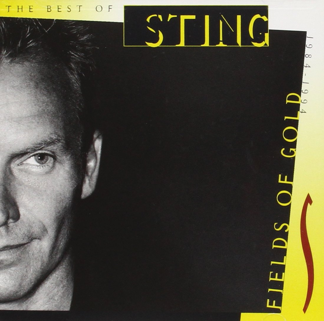 Fields of Gold: The Best of Sting 1984-1994 by A&M (USA)