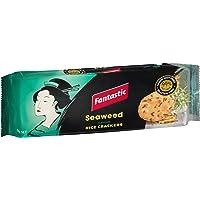 Fantastic Seaweed Rice Crackers, 100g