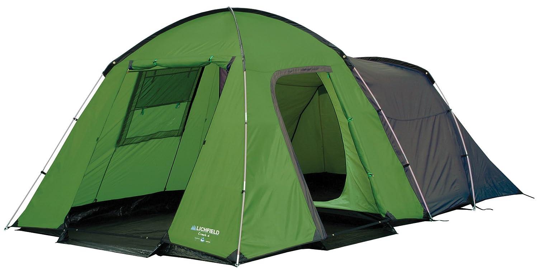 sc 1 st  Amazon UK & Lichfield Creek Four Man Tent: Amazon.co.uk: Sports u0026 Outdoors