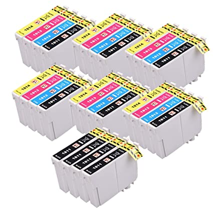 PerfectPrint - 28 PerfectPrint Compatible 18XL Ink Cartridges For ...