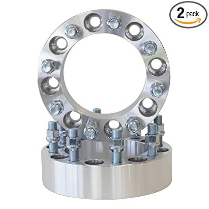 Amazon 40 Wheel Spacers 40x4040 Vehicle To 40x4040 Wheel Bolt Best Ram 2500 Bolt Pattern