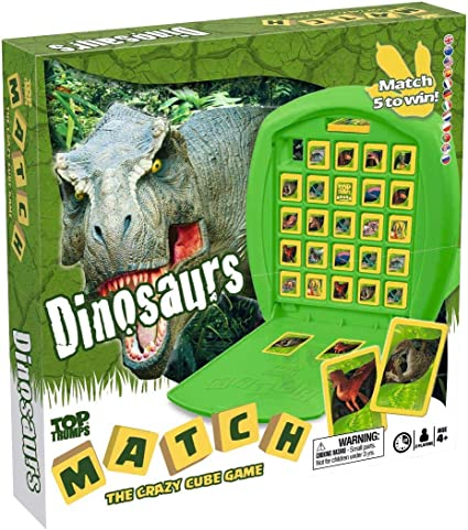Top Trumps Cards Dinosauri