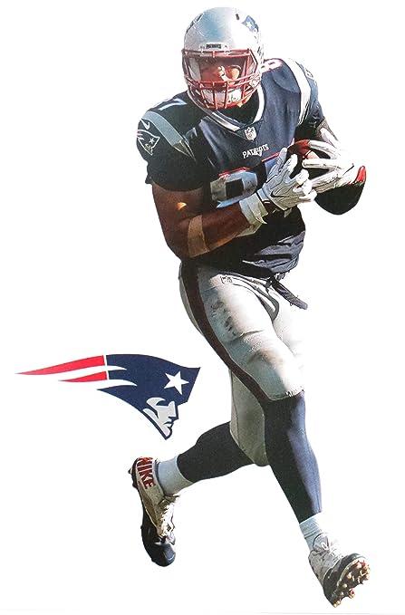 Rob Gronkowski Mini Fathead New England Patriots Official NFL Vinyl Wall  Graphic 7