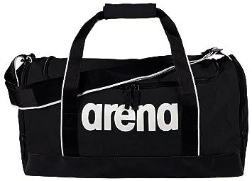 331906f89999 Amazon.com: Arena Spiky 2 Medium Swim Duffle Bag, Black Team: Sports ...