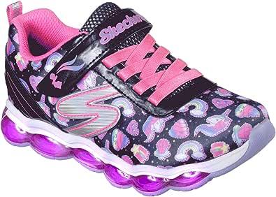 Zapatillas para niña, Color Plateado, Marca SKECHERS, Modelo ...