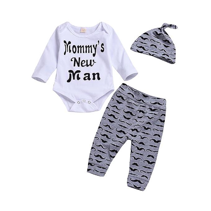 Amazon.com: Unmega - Conjunto de ropa de manga larga para ...