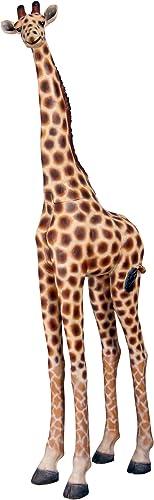 Design Toscano Mombasa the Giraffe Garden Statue
