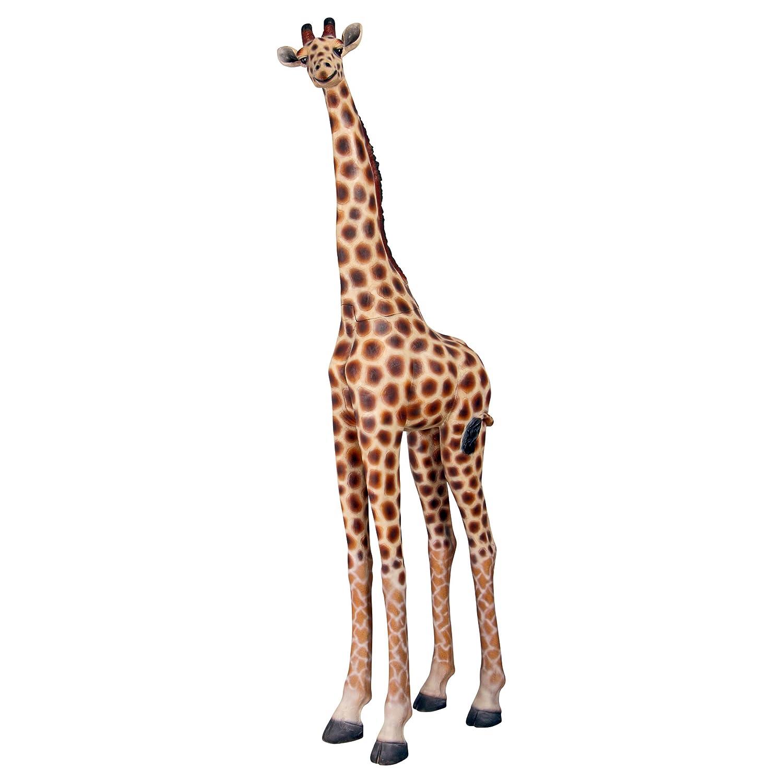 High Quality Amazon.com : Design Toscano Mombasa The Giraffe Garden Statue : Outdoor  Statues : Garden U0026 Outdoor