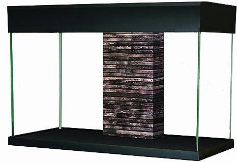 Fluval Kit de Acuario de 95 L, Color Negro y Mesa Acccent: Amazon ...