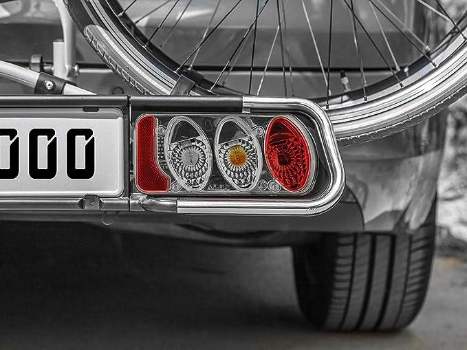 Eufab 11502 Rücklicht Komplett Neue Rauchglasversion Auto