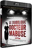 LE DIABOLIQUE DOCTEUR MABUSE [Blu-ray]