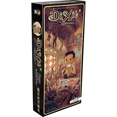 Dixit: Harmonies Expansion: Toys & Games