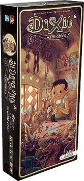 Libellud Dixit - Juego de Mesa [en inglés]: Amazon.es: Juguetes y juegos