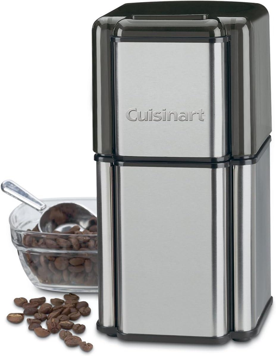 Amazon.com: Cuisinart dcg-12bc Grind Central molinillo de ...