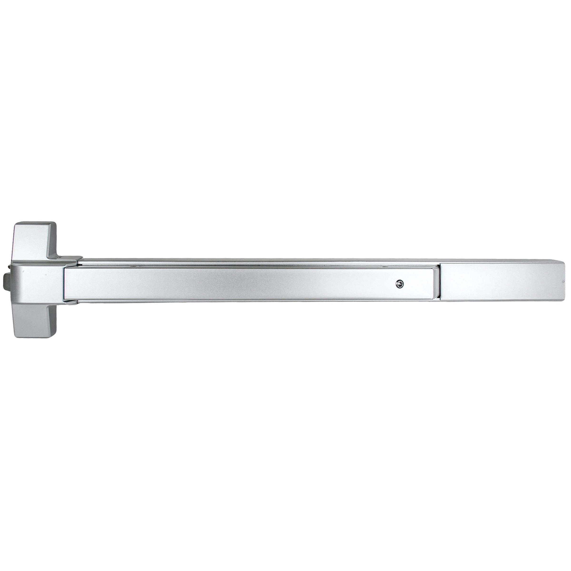 Global Door Controls 48 in. Aluminum Touch Bar Exit Device