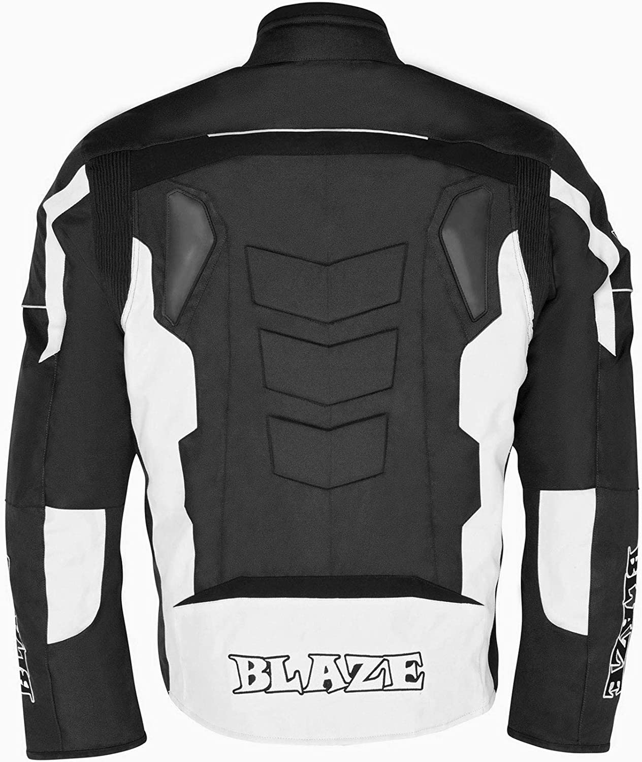 Blue, 5XL Motorcycle Riding padded Breathable Jacket Waterproof Textile Full Body Protection Gear Motorbike accessories for men women Winter Summer Armour