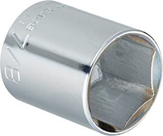 "product image for Wright Tool 3028 3/8"" Drive 6 Point Standard Socket, 7/8"""
