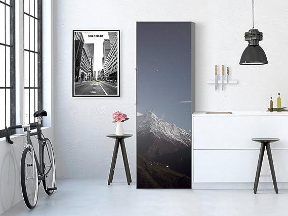 Kühlschrank Bekleben Retro : Creatisto kühlschrank schutzfolie cm aufkleber folie