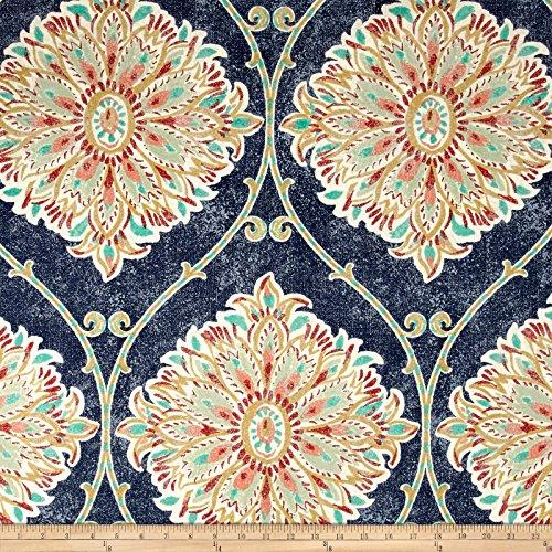 Magnolia Home Fashions Leverett Nautica Fabric By The Yard (Medium Weight Upholstery Fabric)