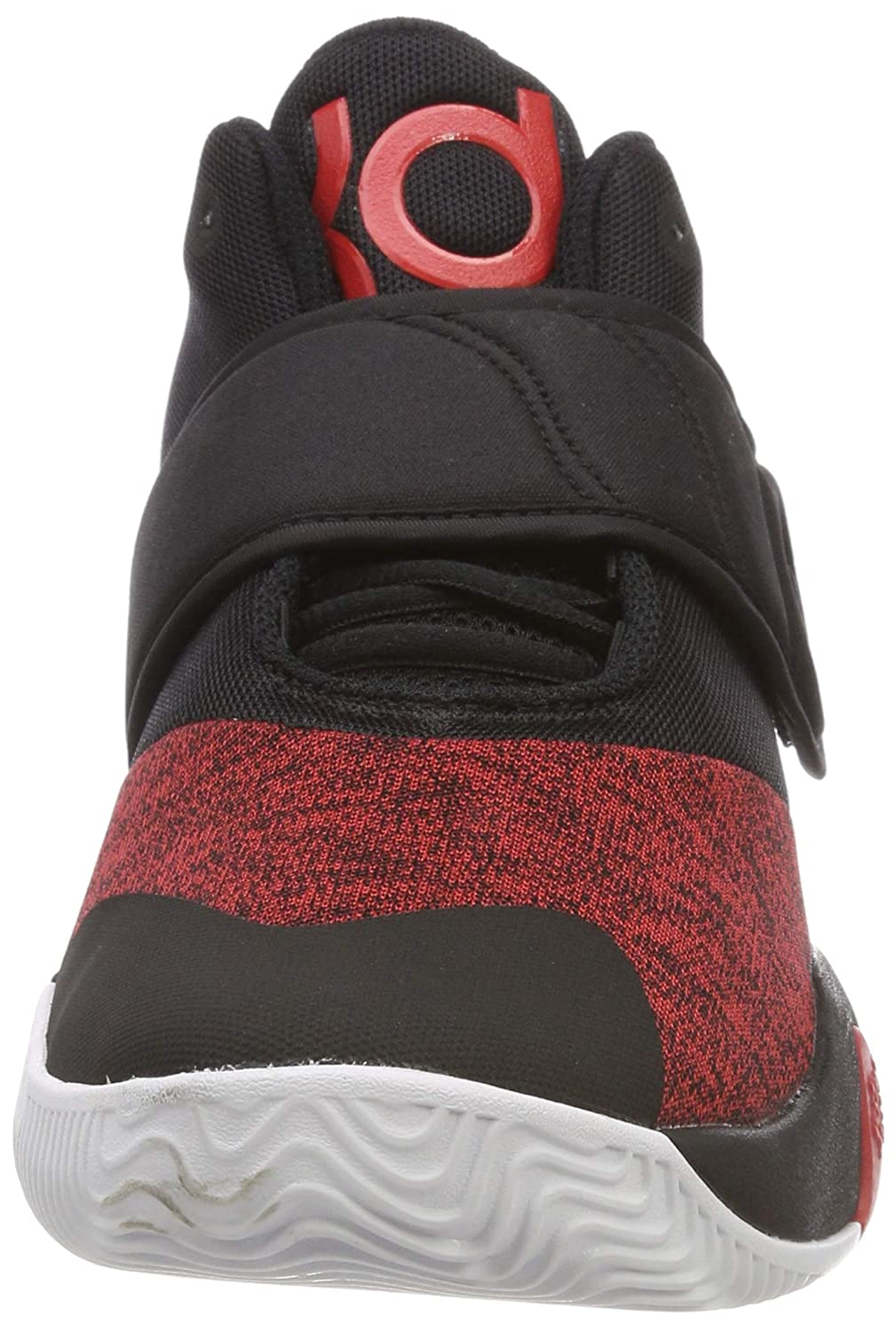 c02de4f2f9ff Nike Men s KD Trey 5 VI Black University Red-White Basketball Shoes (AA7067- 006) (UK-10 (US-11))  Buy Online at Low Prices in India - Amazon.in