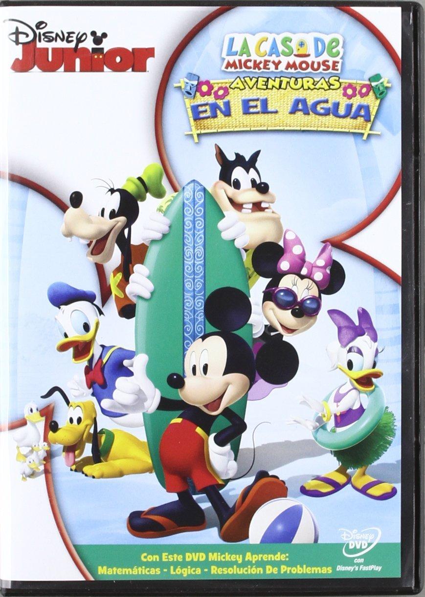 Amazon.com: Dj Casa Mm 5 Aventuras En Agua (Import Movie) (European Format - Zone 2) (2011) Rob Laduca; Sherie Pollac: Movies & TV