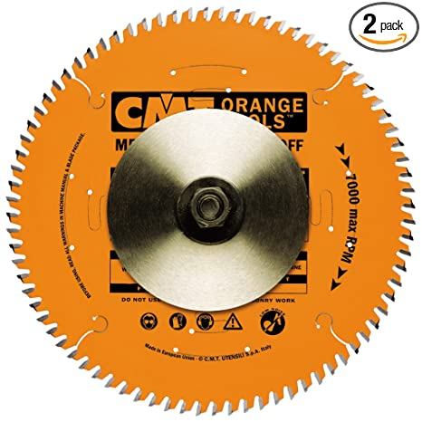 Cmt 29910200 2 pcs of saw blades stabilizers 5 inch diameter with cmt 29910200 2 pcs of saw blades stabilizers 5 inch diameter with greentooth Gallery
