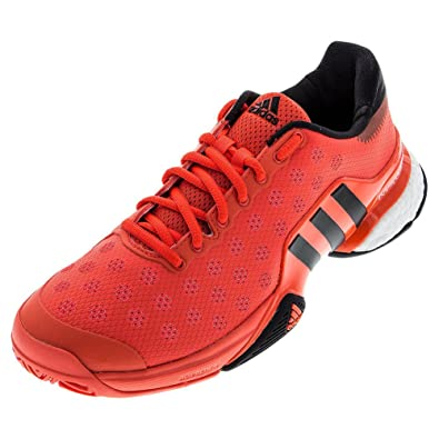 8883785e7141 Image Unavailable. Image not available for. Color  adidas Barricade Boost  Mens Tennis Shoe ...